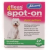 4fleas Spot-on Small Dog 2 Vial Pack