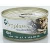 Applaws Tuna Fillet & Seaweed 156g