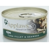 Applaws Tuna Fillet & Seaweed 156gx24 (case Rate)