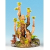Classic Tree Stump / Flora 9.5""