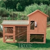 Trixie Rabbit Hutch Cover - 186x141x76cm