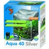 Superfish Aqua 40 Fish Tank Silver