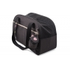 Ancol Pet Carry Bag & Treat Pouch Black