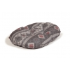 "Fairisle Pebble Quilted Mattress 45cm (18"")"