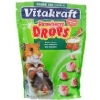 Vitakraft Hamster Drops Strawberry 75g