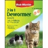 Bob Martin 2in1 Dewormer Cats & Kittens 2 Tab's