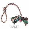 Playing Rope, Cotton, Multicoloured, 270 G/70 Cm