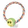 Cotton Ring With Tennis Ball, ø 18 Cm/ø 6 Cm