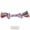 Playing Rope, Cotton, Multicoloured, 125 G/26 Cm
