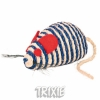 Trixie Sisal Mouse, With Catnip, 10 Cm