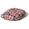 "Lumberjack Red/grey Quilted Mattress 89cm (35"")"