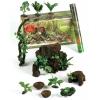 Terrarium Tropical Starter Kit 12 Piece