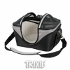 Trixie Transport Bag &bed, Nylon, 40x30x35 Cm, Black-grey
