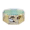 Play Pen (8 Sided + Roof Net)