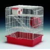 Rydon White Chateau Hamster Cage