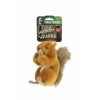 Animal Instincts Sammy Squirrel Small Dog Toy