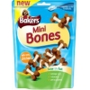 Bakers Mini Bones Chicken 125g