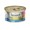 Gourmet Gold Ocean Fish & Spinach 12 X 85g