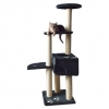 Alicante Scratching Post Anthracite