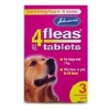 Johnsons 4 Fleas Dog 3 Tablets