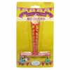Fun At The Fair Plastic Millet Perch (assorted Colours)