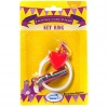 Fun At The Fair Key Ring Bird Toy