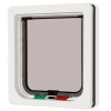 Cat Mate 4-way Locking Cat Flap White