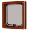 Cat Mate Lockable Cat Flap Brown