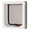 Cat Mate Lockable + Liner Cat Flap White