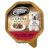 Cesar Tray Country Kitchen Beef & Turkey In Gravy 14x150g (case Rate)