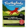 Forthglade Natural Lifestage Lamb With Brown Rice & Vegetables 18x395g