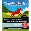 Forthglade Natural Lifestage Ocean Fish With Brown Rice & Vegetables 18x395g