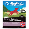 Forthglade Natural Lifestage Grain Free Adult Duck With Potato & Veg 7 X 395g