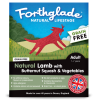 Forthglade Natural Lifestage Grain Free Forthglade Natural Lifestage Grain Free Adult Lamb With Butternut Squash & Veg 7 X 395g