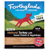 Forthglade Natural Lifestage Grain Free Adult Turkey With Sweet Potato & Veg 7 X 395g