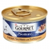 Gourmet Solitaire Can Premium Fillets Turkey In Sauce 12x 85g