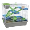 Options Small Animal Pico Xl Hamster Cage Silver