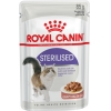 Royal Canin Cat Adult Sterilised Pouch Gravy (12x85g)