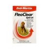 Bob Martin Flea Clear Medium Dog Spot On 3 Tube