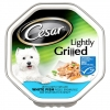 Cesar Tray Lightly Grilled White Fish In Gravy 14x150g (case Rate)