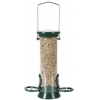 Defender Metal Seed Feeder Green 2 Port Small