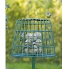 Cj Guardian Fat Ball & Suet Feeder Green