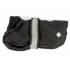 Danish 2 In 1 Black Dog Coat 50cm
