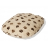 Danish Design Sherpa Fleece Beige Fibre Bed Size 4 (92x127cm)