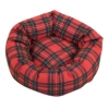 Danish Design Royal Stewart Tartan Cushion Bed 16""