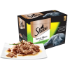 Sheba Select Slices Mixed Duo Collection In Gravy 12 X 85g Pouch