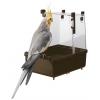 Ferplast Cockatiel Bird Bath (l101)