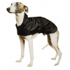 Muddy Paws Greyhound/ Whippet Coat Black 53cm