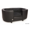 Chester & Wells Hampton Black Dog Bed Small