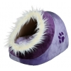 Trixie Cushy Cave 'minou', 35 × 26 × 41 Cm Purple